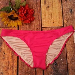 Victoria Secret Cheeky Bathing Suit Bottoms